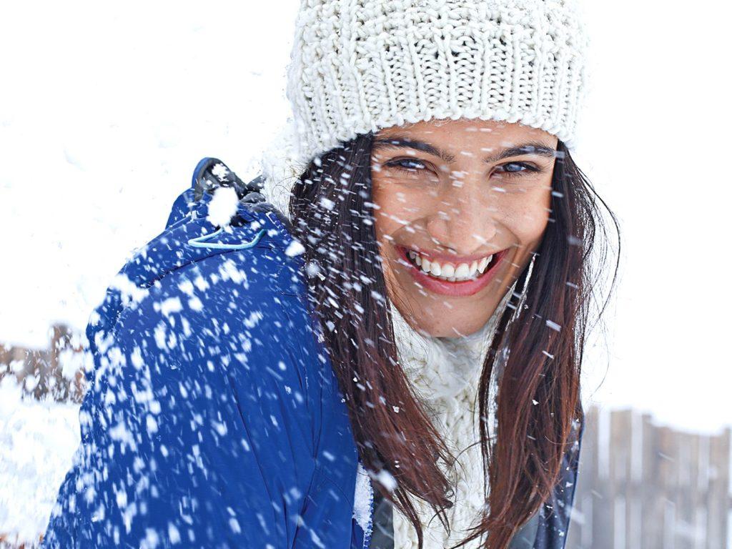 protezione viso inverno