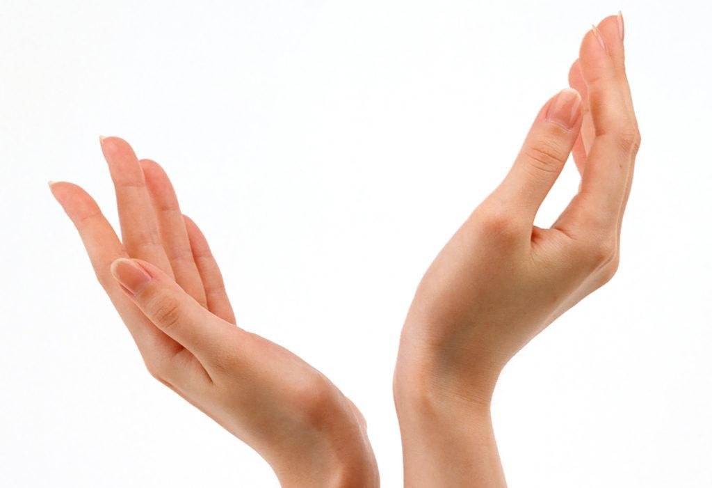 ringiovanimento mani