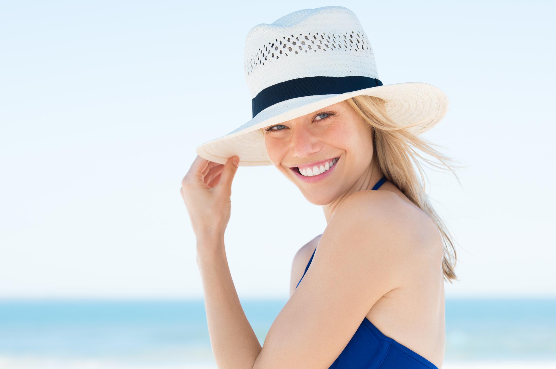 Come rimediare ai danni del sole